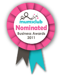 Mumsclub Business Awards, 2011 - Nominated