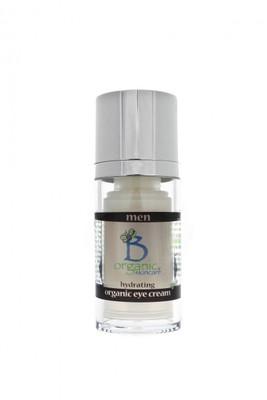 Organic Hydrating Eye Cream for Men 15ml
