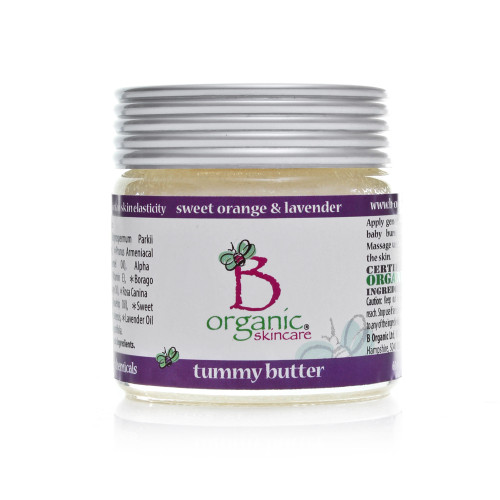 Mum To Be Tummy Butter with Sweet Orange and Lavender 60ml