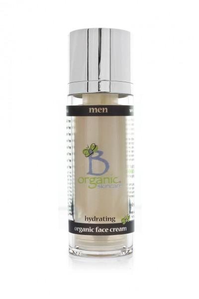 Organic Hydrating Face Cream for Men 30ml
