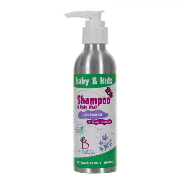 Baby & Kids Lavender Shampoo & Body Wash