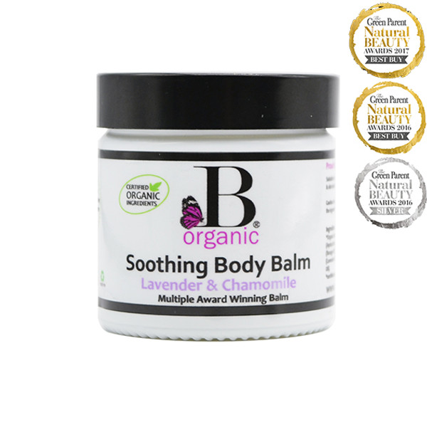 Soothing Body Balm with Lavender and Chamomile 60ml
