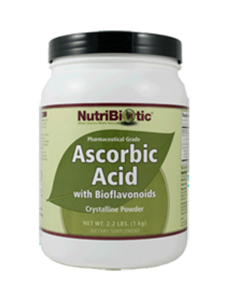 Ascorbic Acid with Bioflavonoids 2.2 lb.
