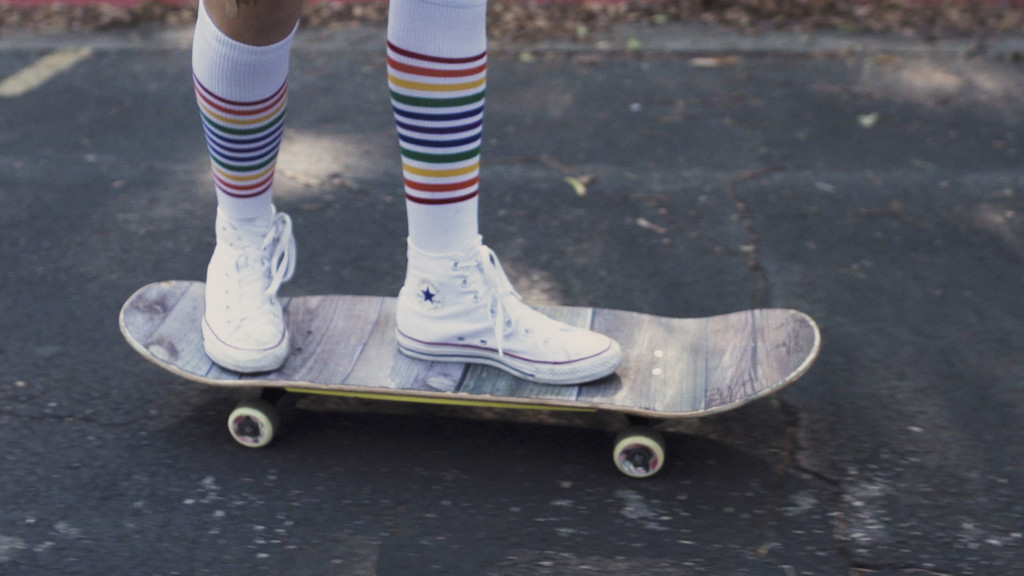 skaters vote that compression pride socks are the best among them.