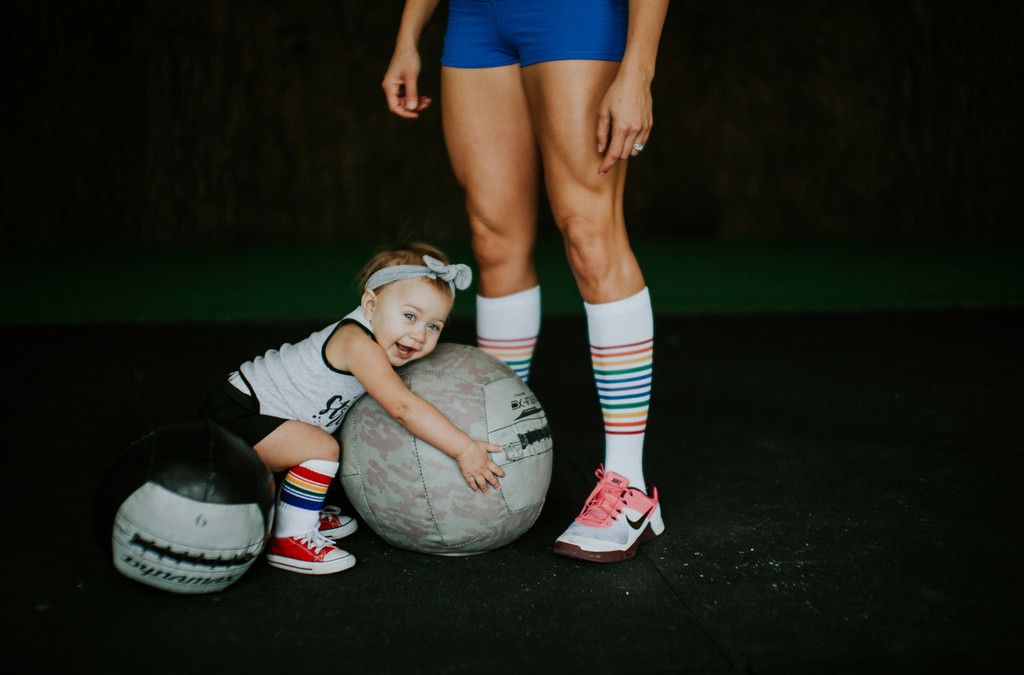 cross fit moms love their white athletic compression pride socks