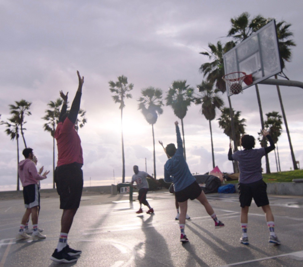 jason collins from the nba comes out as gay and playing basketball with pride socks and point foundation scholars