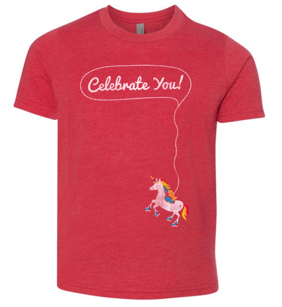 rock out with unicorns and goldfish with rubys rainbow and pride socks