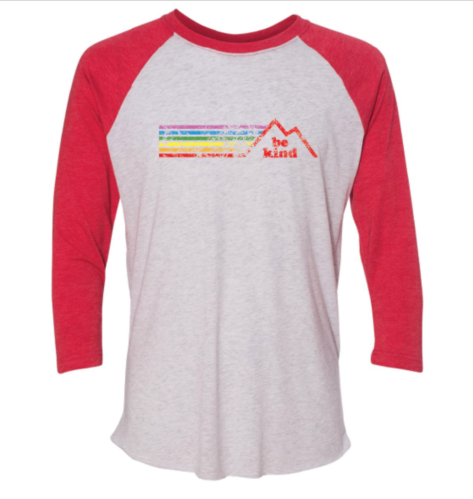 be kind rainbow pride socks shirt.  wear this shirt as a reminder to know you are the change you wish to see in our community. we are based in austin texas