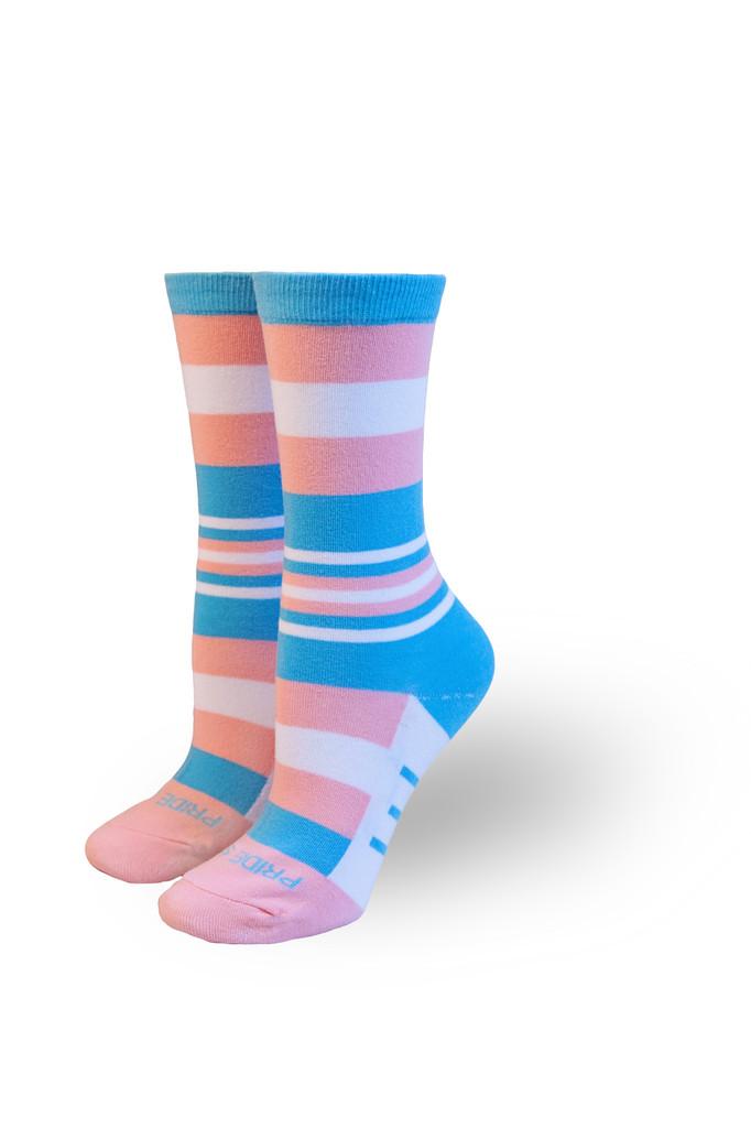 new transgender pride socks in austin texas