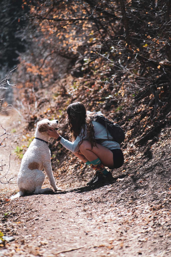 Be a trailblazer with your best friend dog while you help make a difference for equality.