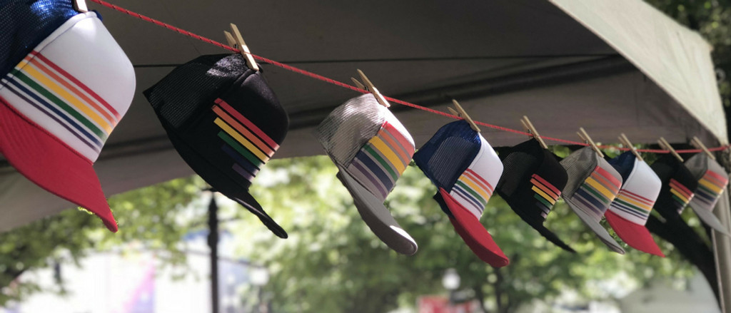 which pride socks trucker hat appeals most to you?