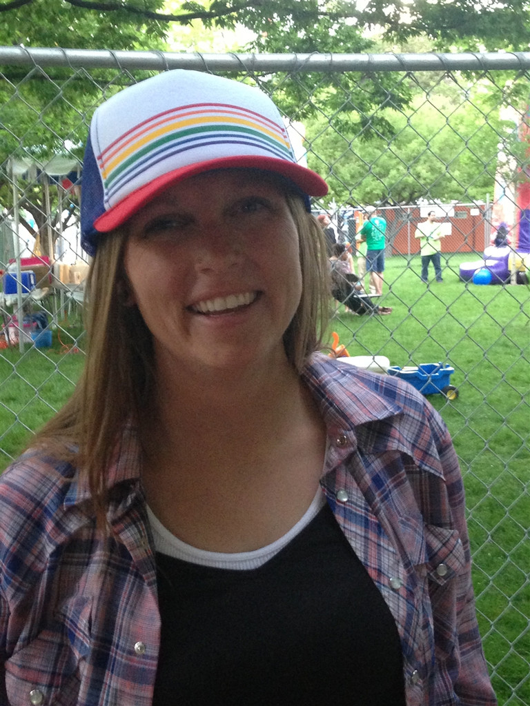 try it out.  when you put on a custom pride socks trucker hat, you smile.