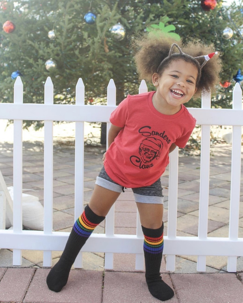 stay cool in your pride socks with all your sweet smiles.