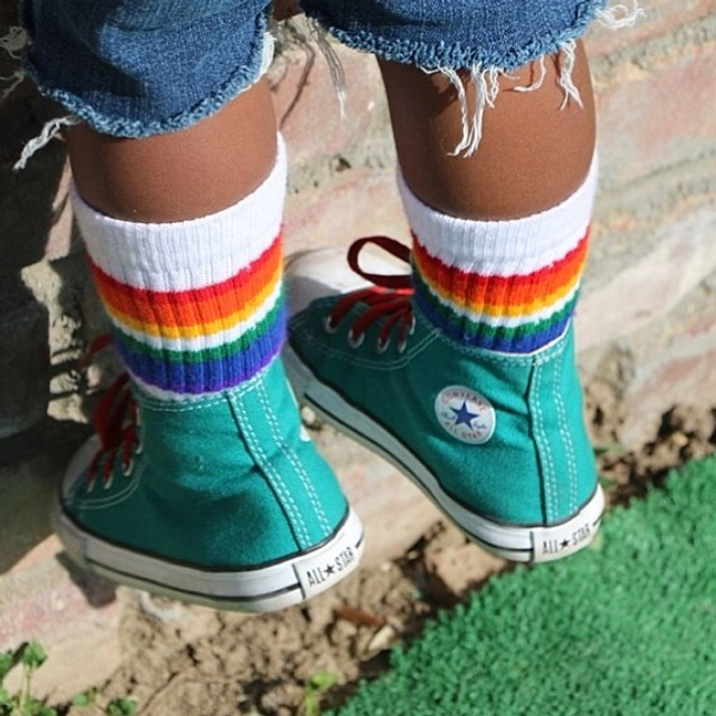 now these are some true love socks.