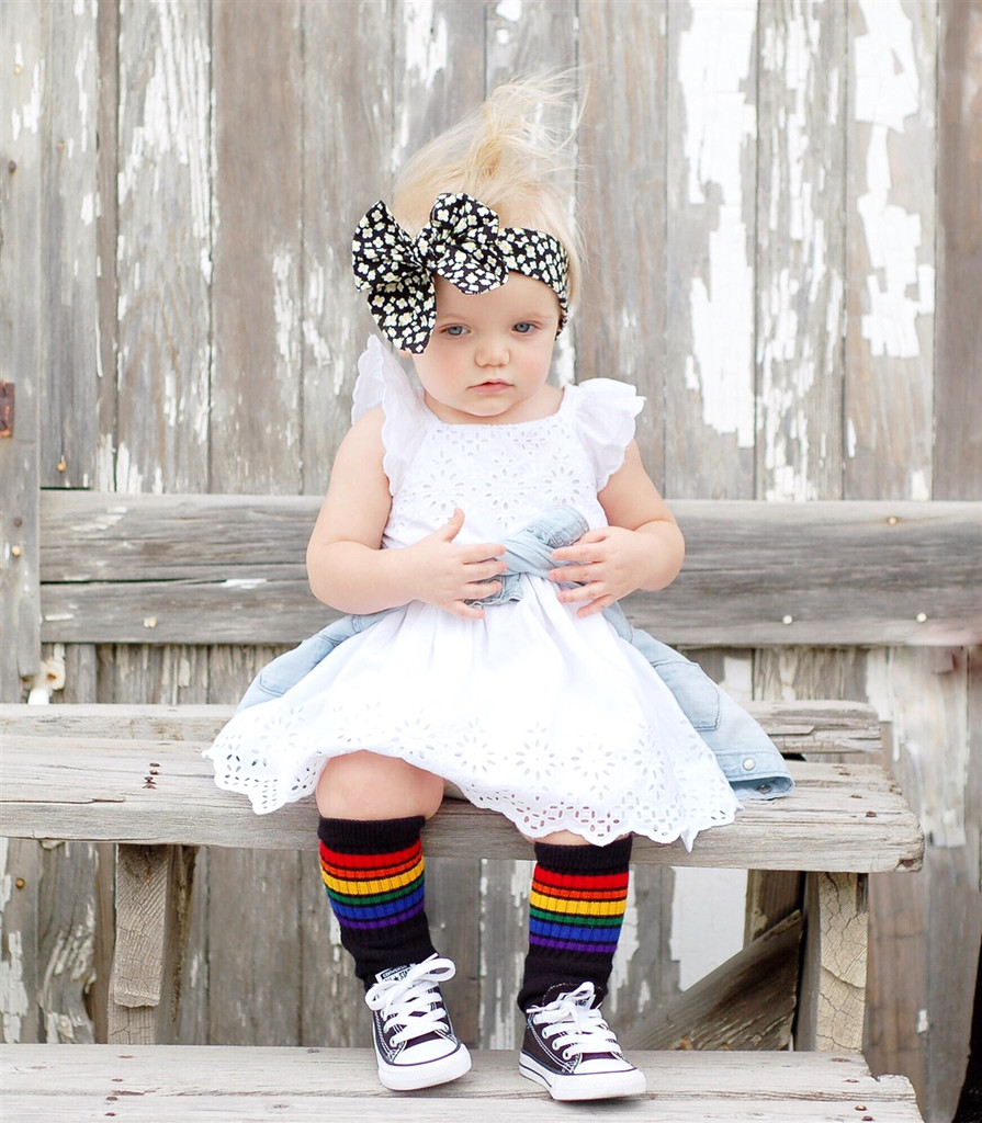 rocking the brave pride socks with my tutu.  it's called toddler fashion