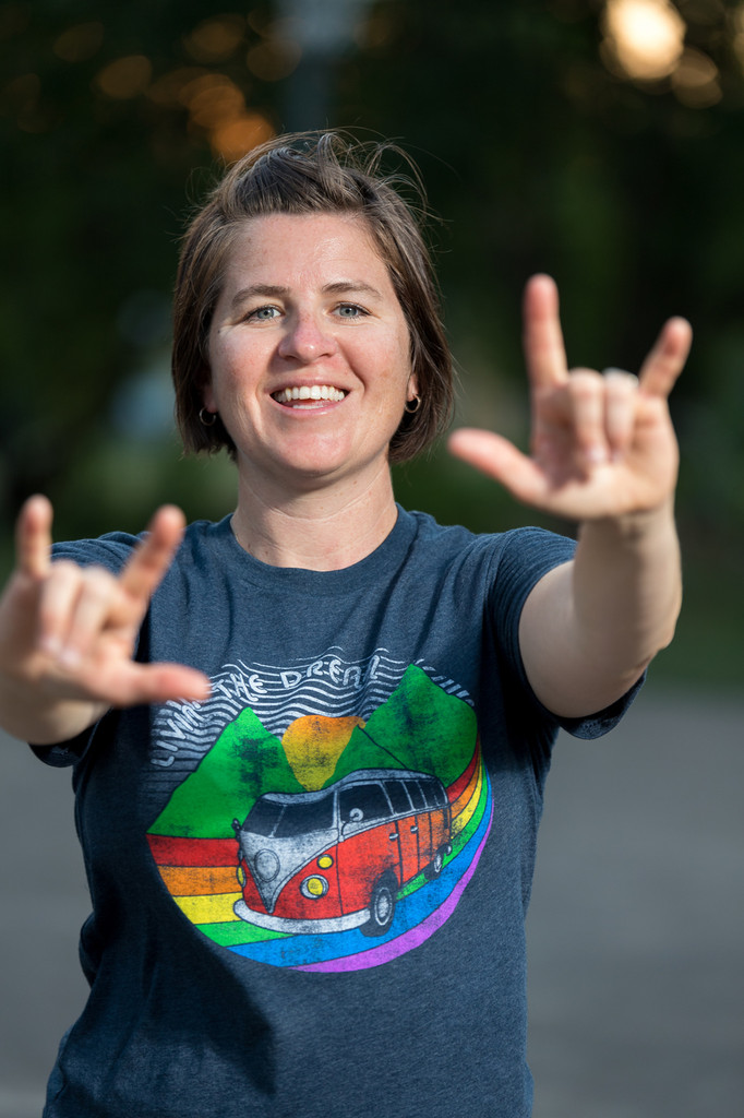 i love you with all the adventures in my pride socks camper van living the dream shirt.