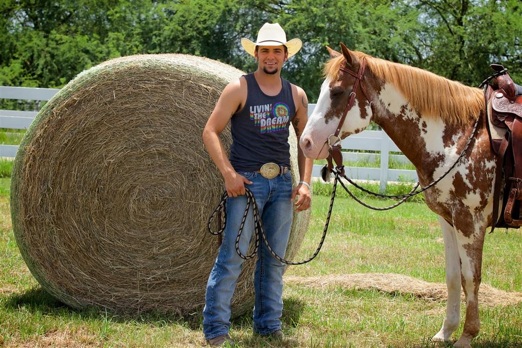 living the dream pride socks mens tank on the ranch