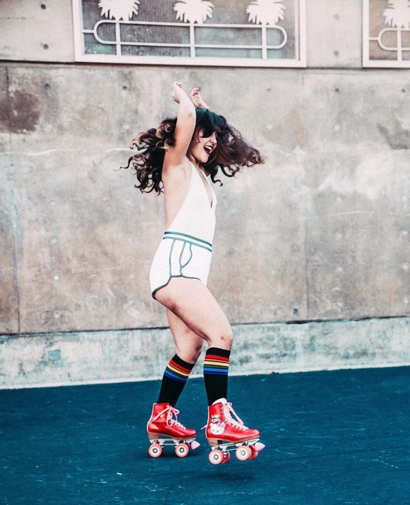 dance like no one is watching in your pride socks