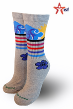 wear your pride socks custom for a cause.  skys the limit charity sock