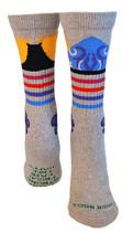 surf and skate tube socks pride socks and sky brown