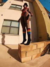 stand proud in your pride socks glow socks