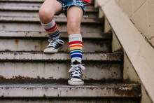there will always be steps in life to take to the next adventure.  when you let your love pride socks lead the way, it makes the steps seem easier.