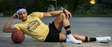 Are you the MVP living the good life with your Pride Socks rainbow gear?  Buy your own rainbow shirts and rainbow socks to make the look happen.