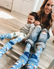 rachel hollis shows her support in promoting the rubys rainbow pride socks collaboration on her social media