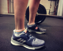 stay proud and fit during your work out with our moisture wicking pride socks.