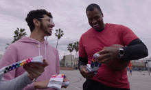 jason collins with point foundation