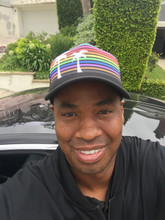 jason collins nba player from new york nets and la lakers pride socks