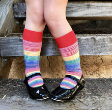 click your heels with pride socks on and your dreams will come true.