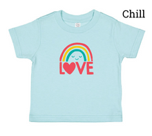 Big Love Shirt- Toddler