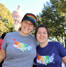 wear your rainbow love heals pride socks shirt to show your love.
