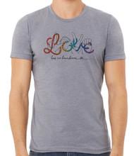 asl deaf love has no boundaries love is love with pride socks