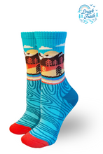 be a trailblazer with pride socks and melissa urban, founder of whole 30 and open the trails for more lgbtq youth to attend summer camps to broaden their connection to more youth just like them.