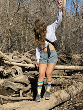 take your adventure anywhere with your pride socks compression socks