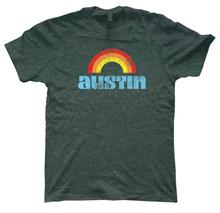 austin loves you vintage retro shirt from pride socks