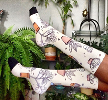 wear your plant lovers pride socks when you garden and are proud of who you are.