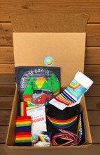 buy your pride box to help celebrate and enhance your pride experience this year
