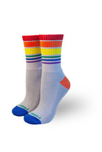 gray pride socks rocking your wear while you rock the world