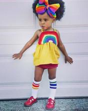 keep the kids cool kids wearing their pride socks