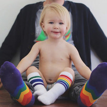 I have courage and i am fearless, says me when I wear my pride socks.