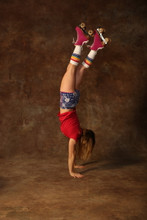 stand up and be proud in your moxie skates and your prides socks