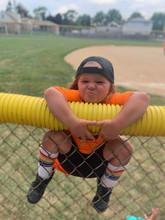 living life on the baseball field.
