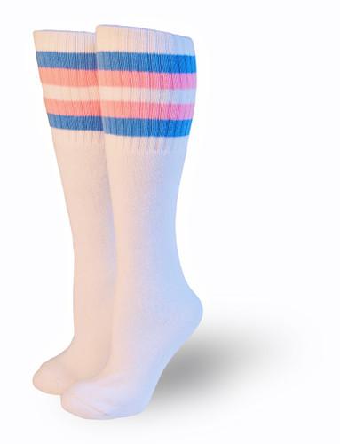transgender pride socks austin texas love is love