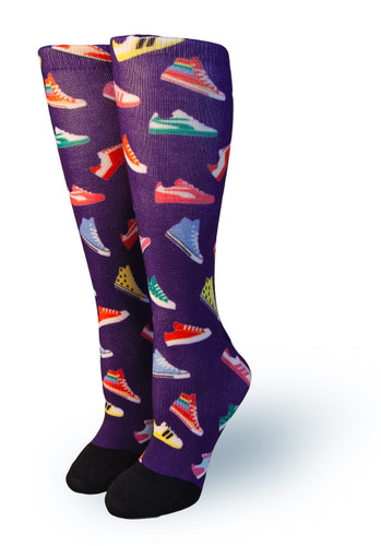 Take the lead on life and pride in who you are while you boldly put one foot in front of the other on your journey!  Let your Leader Pride Socks be the reminder you have the courage every step of the way.