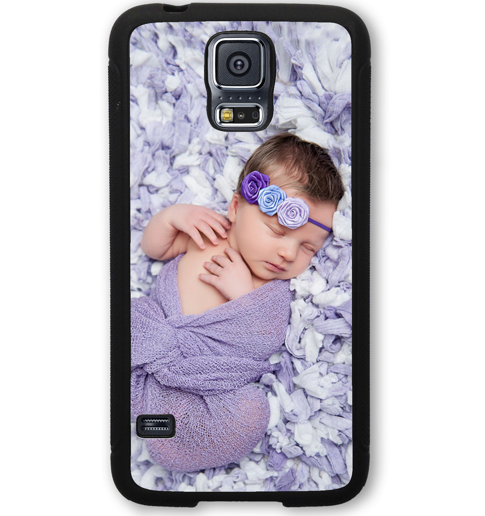 Personalized Photo Samsung Galaxy Case - Your Photo