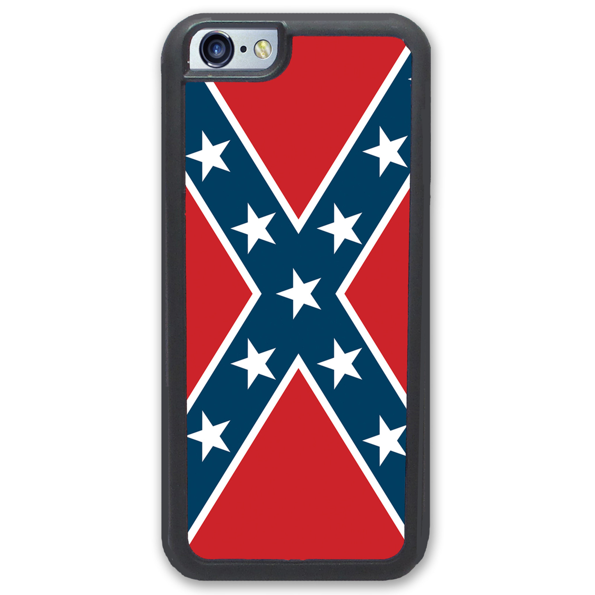 separation shoes bc3ee c53b1 Rebel Flag iPhone Case - Confederate Flag iPhone Case