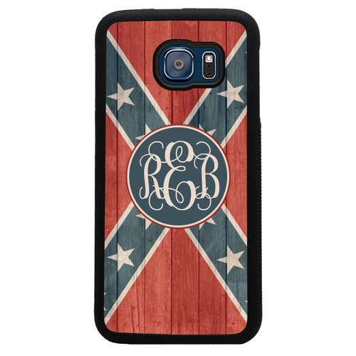 rebel flag samsung galaxy case confederate stars and bars